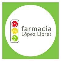 Farmacia López  Lloret