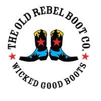 Old Rebel Boots Vintage Cowboy Boots