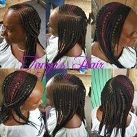 Tanga's Hair