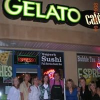 Gelato Cafe now Breakaway Cafe and Spirits