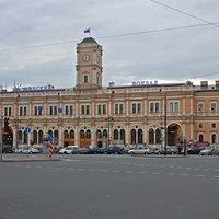 Московский вокзал, Санкт-Петербург