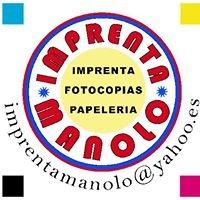 Imprenta Manolo - Graficma