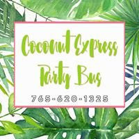 Coconut Express Party Bus