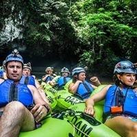 Belize Cave Tubing & Zip Line