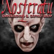 Nosferatu gothic shop