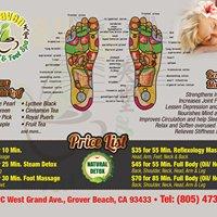 Heaven Tea Leaf & Foot SPA