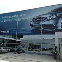 Mercedes-Benz AMG Performance Center