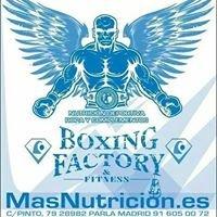 """BoxingFactory """"Tienda de Nutrición Deportiva y Deportes de Contacto"""""""