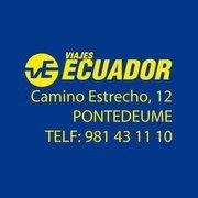 Viajes Ecuador Pontedeume