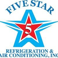 5 Star Refrigeration & Air Conditioning, Inc.
