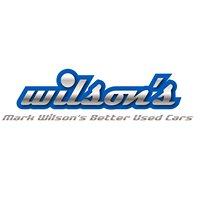 Mark Wilson's Better Used Cars