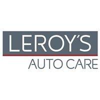 Leroy's Auto Care