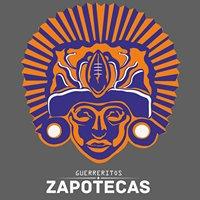 Guerreritos zapotecas FOOT BALL Americano y Flag