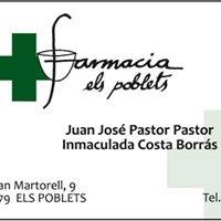 Farmacia Els Poblets