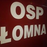 OSP Łomna