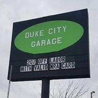 Duke City Garage