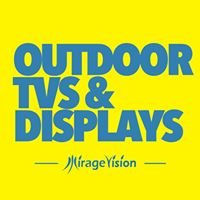 Mirage Vision Outdoor TV