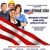 Work USA inc