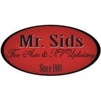 Mr Sid's Fine Auto & RV Upholstery
