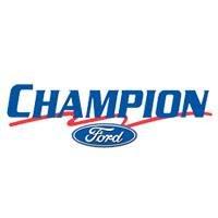 Champion Ford Edinboro