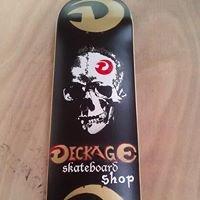 Deckage skate shop