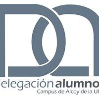 Delegación de Alumnos- Campus de Alcoy de la UPV
