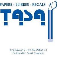 Llibreria Papereria Tasa