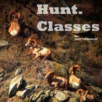 Hunt. Classes