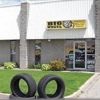 Big Wheel Brake & Alignment
