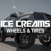 Ice Creams Wheels and Tires