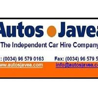 Autos Javea - Rent a Car
