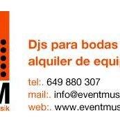Eventmusik DJs