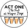 Act One Pub