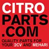 Citroparts. A passion for Classic Citroen