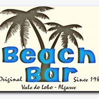 Beach Sandbanks