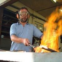 Steve Capper. Artist blacksmith and metal fabricator