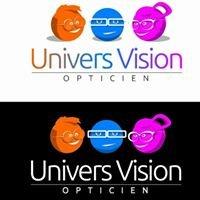 Univers Vision Opticien Sarralbe Alsace bossue/Moselle pays de l'albe
