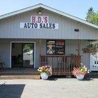 H.D.'s Auto Sales