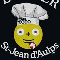 Burger Chez Toto