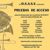 Osasv Orquesta Sinfonica Academica
