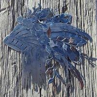 Iron Horse Metal Art - Nikki Gulick