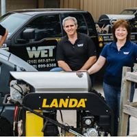Washing Equipment of Texas, LTD. (WET)