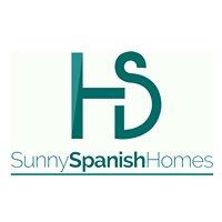 Sunny Spanish Homes