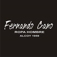 Fernando Cano Ropa Hombre
