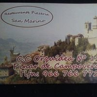 Restaurante Pizzeria San Marino