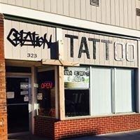 Creation tattoo
