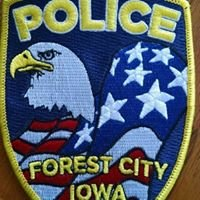 Forest City Iowa Police Department