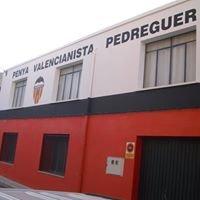 Penya Valencianista Pedreguer JL Gayà