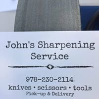 John's Sharpening Service