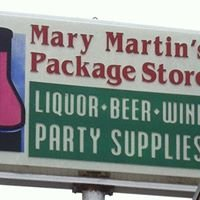 Mary Martin's Package Store
